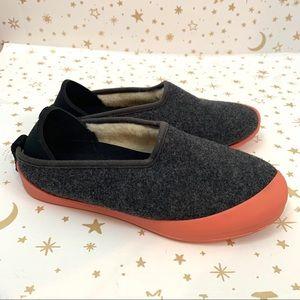 Mahabis | European 2 in 1 Wool Lined Slippers 6